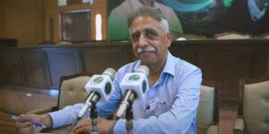 ہماری کوئی لڑائی نہیں تھی ،راولپنڈی سے صلح ہوگئی ہے ، محمد زبیر