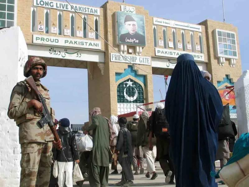 افغان اور ایرانی شہریوں کی پاکستان آمد پر پابندی عائد