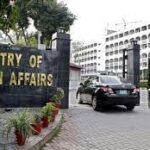 بھارت تخریب کاری کیلئے افغان سرزمین استعمال کررہا ہے ، دفتر خارجہ