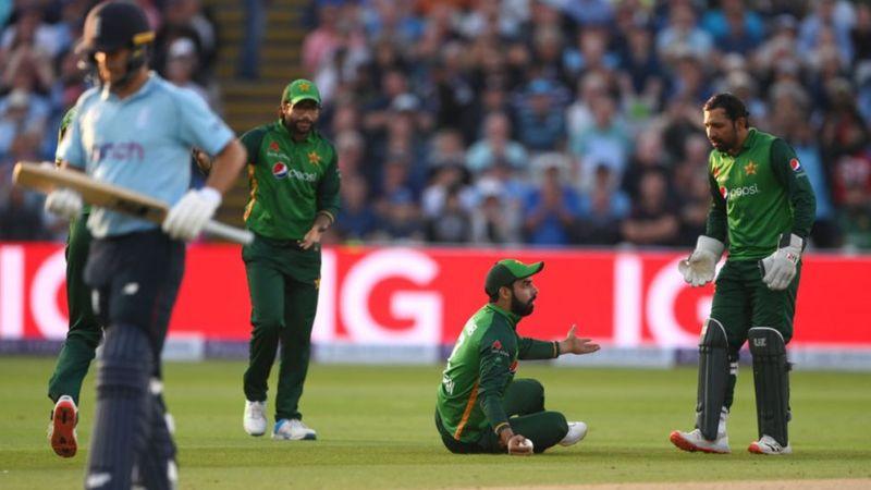 پاکستان کی بیٹنگ پھر دھوکا دے گئی، دوسرا ٹی ٹوئنٹی انگلینڈ کے نام