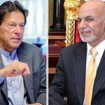 وزیر اعظم عمران خان نے افغان صدر اشرف غنی کو آئینہ دکھا دیا