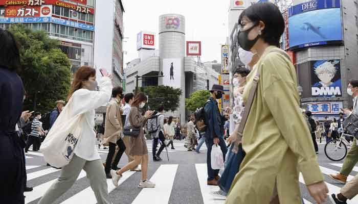 ٹوکیو میں مسلسل دوسرے روز کورونا کے ریکارڈ 3 ہزار کیسز رپورٹ