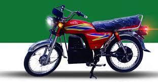 پاکستان میں مقامی طور پر پہلی الیکٹرک موٹرسائیکل تیار