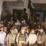 5 افسران سمیت 46 افغان فوجی افغان حکام کے حوالے