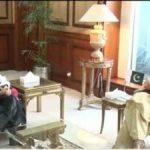 وزیراعظم سے سعودی وزیر خارجہ کی ملاقات