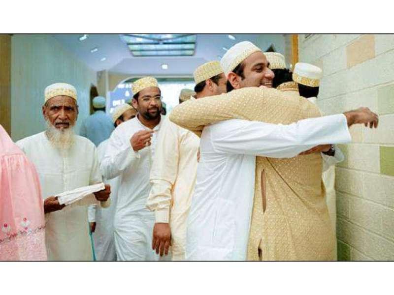 بوہری برادری نے منگل 20 جولائی کو عیدالاضحی منائی