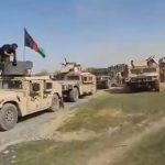 طالبان کا امریکی فوج کی 700 گاڑیوں، گولہ بارود پر قبضہ