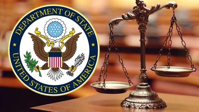 پاکستان نے عدالتی نظام سے متعلق امریکی محکمہ خارجہ کی رپورٹ مسترد کردی