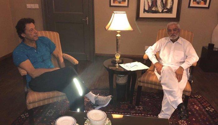 وزیراعظم عمران خان سے چیئرمین پی سی بی احسان مانی کی پھرملاقات