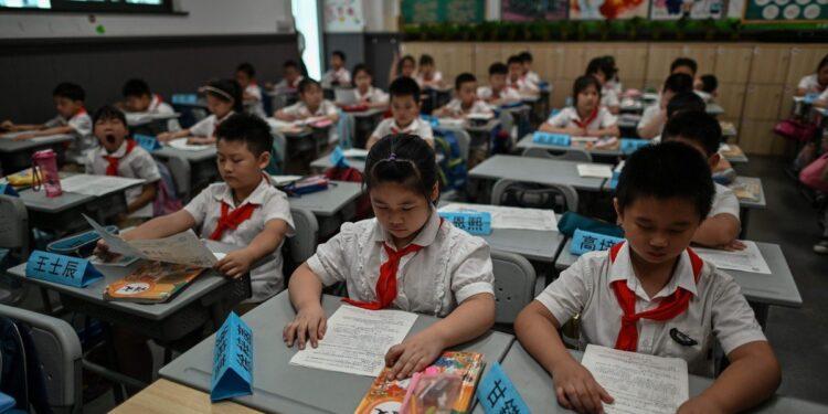 چین میں 7 سال کی عمر تک کے طلبا سے امتحانات لینے پر پابندی
