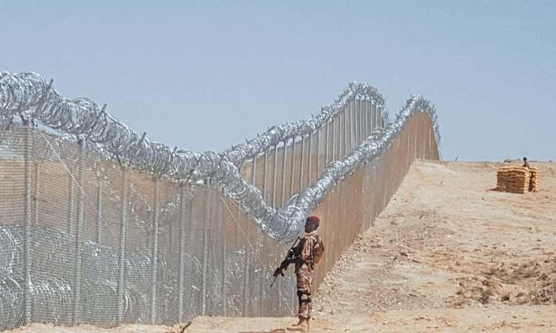 افغانستان سے باجوڑ میں فوجی چوکی پر فائرنگ، 2 جوان شہید، 3 دہشتگرد ہلاک