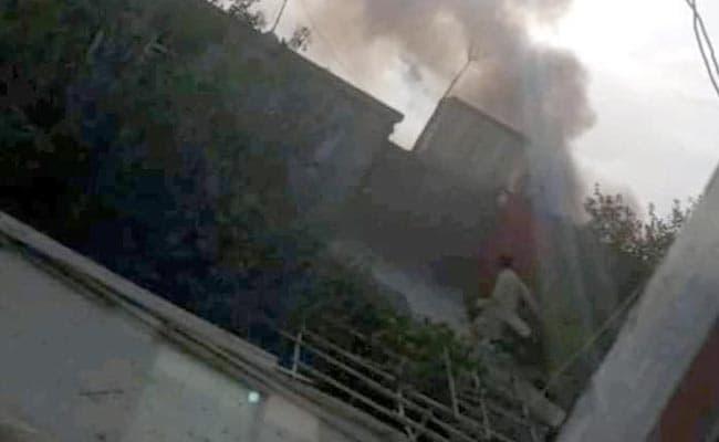 کابل ائیرپورٹ کے قریب پھر دھماکا ، 2افراد ہلاک