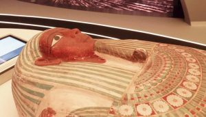 دبئی ایکسپو میں فرعون کے تابوت کی بھی نمائش ہوگی