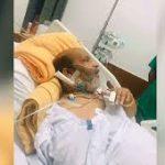 عمر شریف کی طبیعت پھر خراب، علاج کے لیے امریکا روانگی  موخر