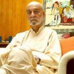 بلوچستان کے قوم پرست رہنما ، سردار عطااللہ مینگل کراچی میں انتقال کرگئے