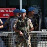 ترکی میں گرفتاریوں کی تازہ لہر،مزید 214فوجی گرفتار