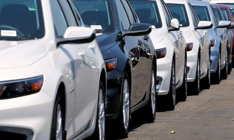 بروقت گاڑیاں ڈیلیور نہ کرنے پر کمپنی کو جرمانہ ادا کرنا پڑیگا' ذرائع