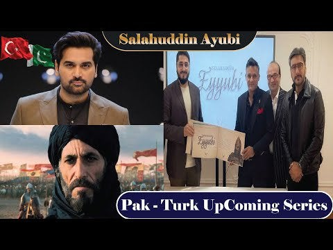 صلاح الدین ایوبی کی زندگی پر بننے والی سیریز کے تین سیزن ہوں گے