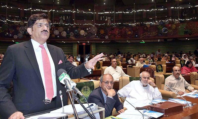 سندھ کے مالیاتی نظام میں 163 ارب کی مالی بے ضابطگیاں، آڈٹ رپورٹ نے بھانڈا پھوڑ دیا
