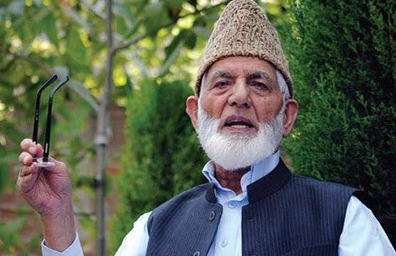 سچے پاکستانی، سینئر کشمیری حریت رہنما سید علی گیلانی انتقال کرگئے