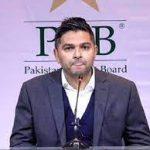 چیف ایگزیکٹیو پی سی بی وسیم خان بھی مستعفی،پی سی بی کی تصدیق