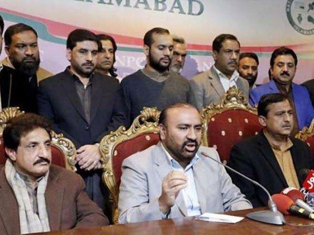 یک نہ شد دو شد، اسلام آباد کے تاجروں کا بھی فیض آباد میں دھرنے کااعلان