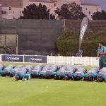 حسن علی نے ٹیم کے سجدہ شکر ادا کرنے کی تصویر شیئر کردی