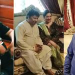 لیجنڈری کامیڈین عمر شریف نے 3 شادیاں کیں، دیبا عمر، شکیلہ قریشی اور زرین غزل بیگمات