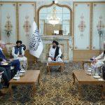برطانوی خصوصی ایلچی کی افغان نائب وزیر اعظم سے ملاقات