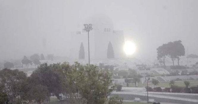 کراچی آلودہ ترین شہروں کی فہرست میں  پہلے نمبر پر