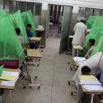 کراچی میں ڈینگی وائرس کے سرکاری اور غیرسرکاری اعداد و شمار میں زمین آسمان کا فرق