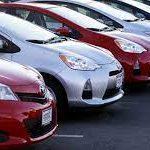 بیرون ملک سے گاڑیاں منگوانے کی شرح میں 669 فیصد اضافہ