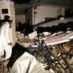 بلوچستان، مختلف علاقوں میں زلزلے نے تباہی مچادی ،20افراد جاں بحق ،300زخمی