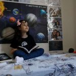 برازیل کی آٹھ سالہ لڑکی دنیا کی کم عمر ترین ماہرِ فلکیات بن گئی